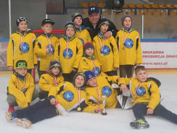 Hokejisti Lučenca úspešní na turnaji v Poľsku.